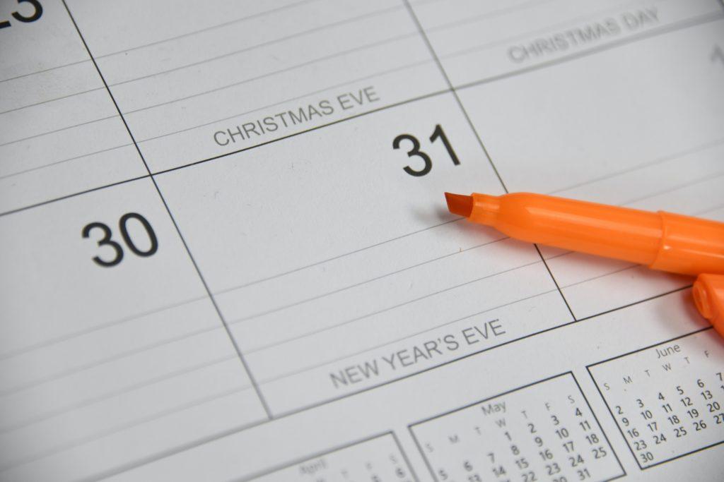 calendrier marketing évènements agence freelance téméraire marketing luxembourg