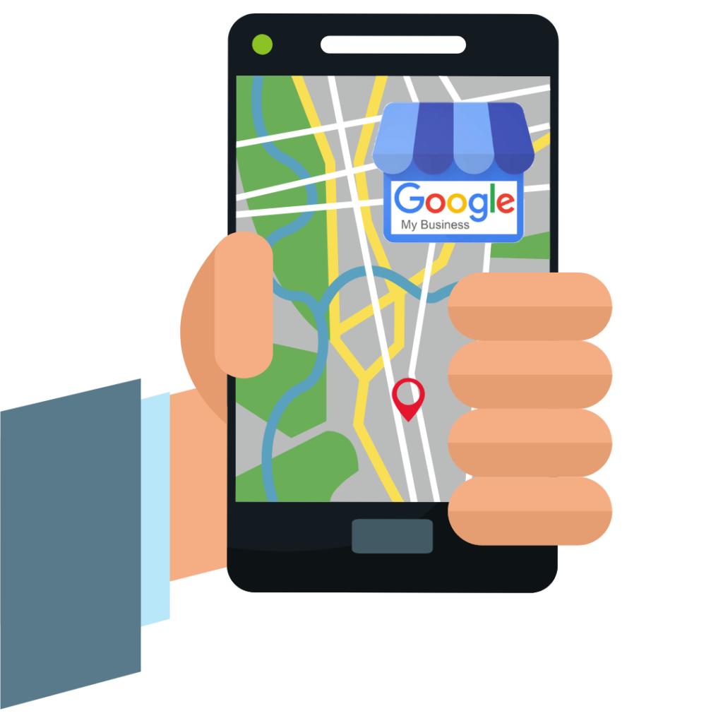 fiche google my business gratuit agence freelance téméraire marketing luxembourg